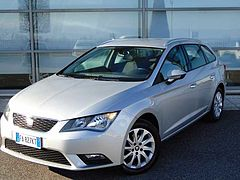 Foto SEAT Leon 1.6 TDI 105 CV ST Start/Stop Business NAVI