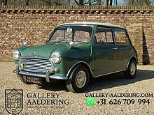 Mini Oldtimer In Belgium Autoclassicbe The Reference For