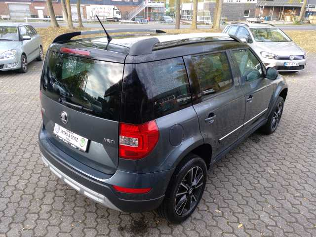 SKODA Yeti Outdoor Adventure 2.0 TDI Green tec