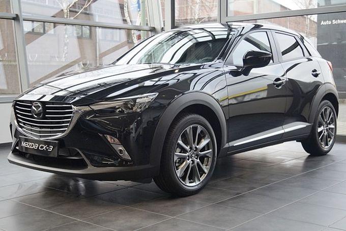 Mazda CX-3 KIZOKU INTENSE