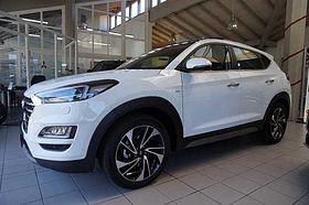 Hyundai Tucson 2.0 Mild Hybrid AT Premium+ FULL-LED/PANO