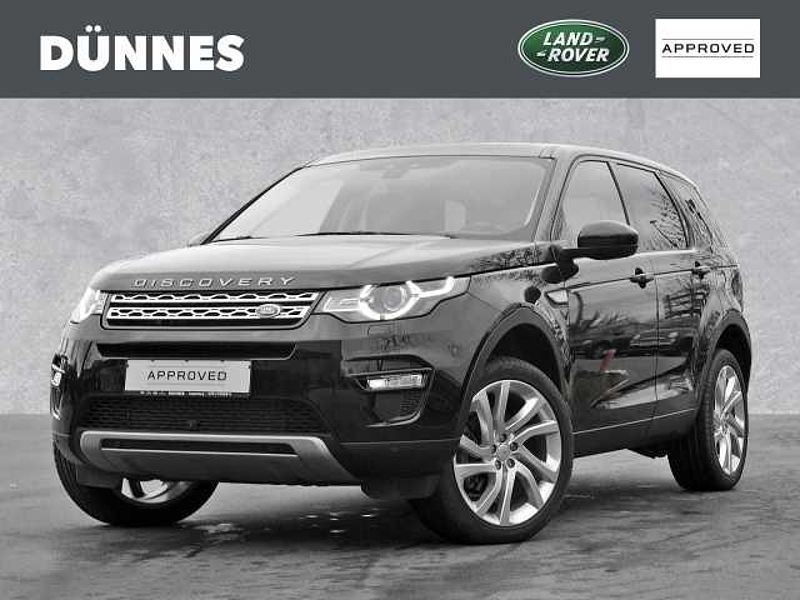 Land Rover Discovery Sport SD4 HSE Automatik