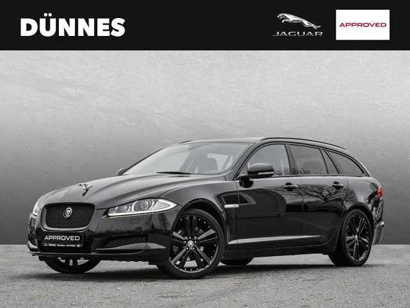 Jaguar XF 2.2 D Sportbrake Black Pack
