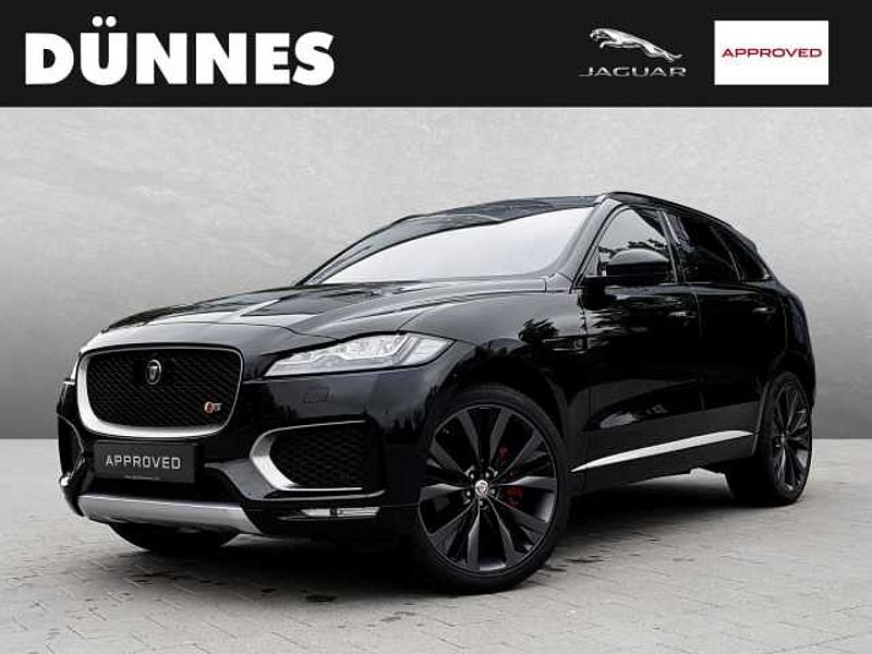 Jaguar F-Pace S AWD First Edition