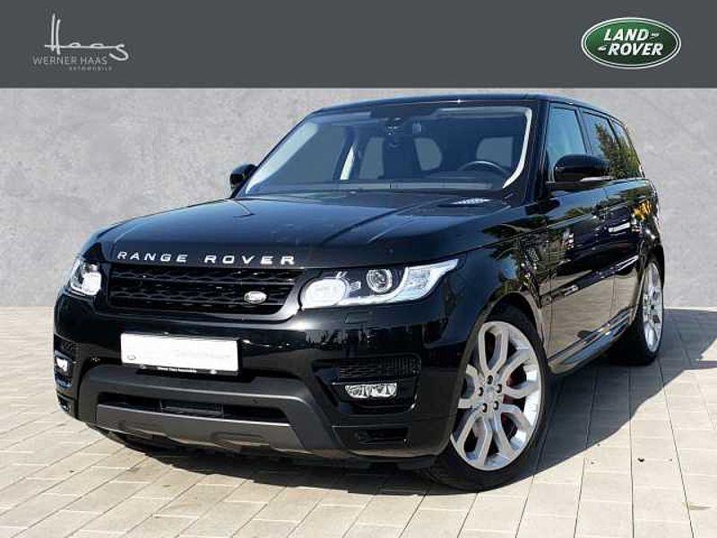 Land Rover Range Rover Sport SDV8 HSE Dynamic - Schiebedach, ACC
