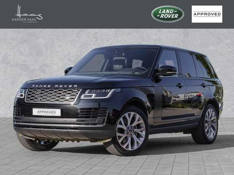 Land Rover Range Rover 4.4 SDV8 Vogue, Facelift, AHK, Head-Up
