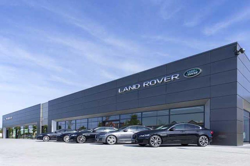 Land Rover Range Rover Evoque eD4 SE