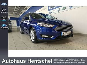 Ford Focus Turnier 1.5 TDCi Start-Stopp Titanium AHK