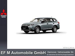 Mitsubishi Outlander 2.0 2WD SUV-Star 110 kW, 5-türig