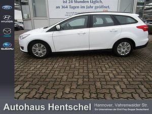 Ford Focus Turnier 1.6 TDCi DPF Start-Stopp-System Tr