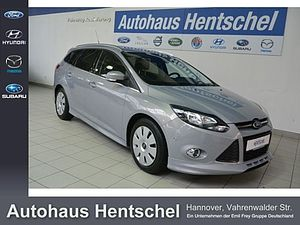 Ford Focus Turnier 1.0 Titanium Leder Navifation  Alu