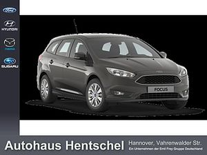 Ford Focus Turnier 2.0 TDCi DPF Start-Stopp-System Au