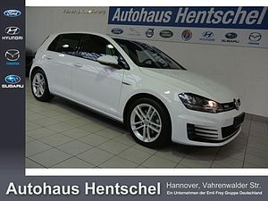 Volkswagen Golf GTD BlueMotion Technology DSG Xenon Navi