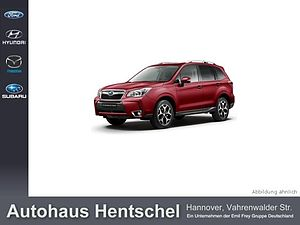 Subaru Forester 2.0D Lineartronic Exclusive 108 kW, 5-t