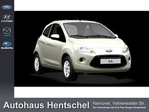 Ford Ka 1.2 Start-Stopp-System Ambiente 51 kW, 3-türi