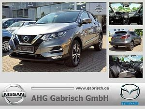 Nissan Qashqai N-Connecta neues Modell AVM