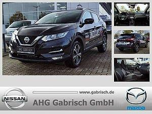 Nissan Qashqai N-Connecta Navi neues Modell Panoramadac