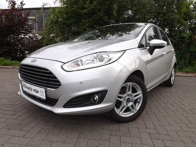 Used Ford Fiesta 1.6