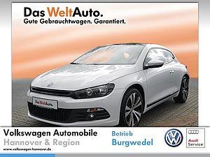 Volkswagen Scirocco 2.0 TDI DPF DSG Navi Sportpaket
