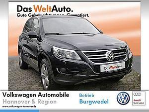 Volkswagen Tiguan 2.0 TDI DPF 4MOTION Track + Field AHK