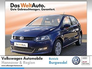 Volkswagen Polo 1.2 Life Climatronic Sitzheizung