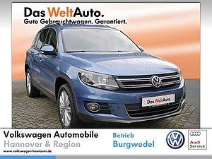 Volkswagen Tiguan 1.4 TSI BMT Sport + Style Standheizung