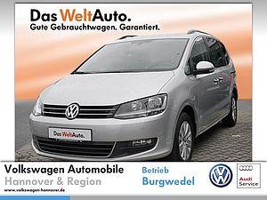 Volkswagen Sharan 2.0 TDI DSG Comfortline 7Sitze Navi