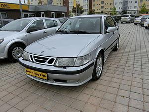 Saab 9-3 2,2 TiD SE Anniversary