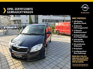 SKODA Roomster 1,4 16V Style Plus Edition