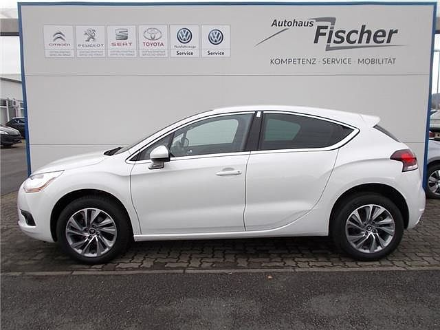 Used Citroen Ds4 1.6 HDi