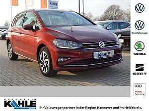 Volkswagen Golf Sportsvan 1.5 TSI ACT JOIN Navi ACC Parklenkass.
