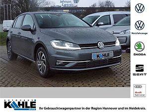 Volkswagen Golf VII 1,6 TDI SCR DSG JOIN AHK LED Navi StandHZG