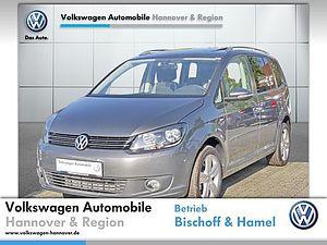 Volkswagen Touran 1.6 TDI BMT Life Navi (Klima el. Fenster)