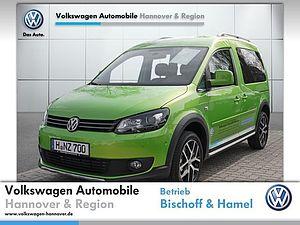 Volkswagen Caddy Cross 2.0l TDI DSG Bi-Xenon, Navi, (Klima)