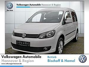 Volkswagen Caddy Soccer 1.6 TDI DSG Climatronic, (Navi)