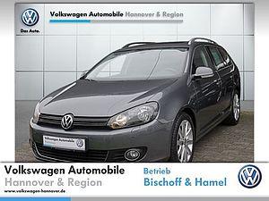 Volkswagen Golf VI Variant 1.6 TDI DPF Highline (Navi)
