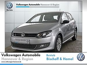 Volkswagen Polo 1.2 BlueMotion Tech. Style (Klima)