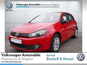 Volkswagen Golf VI 1.4 TSI Style (Klima Einparkhilfe)