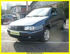 Volkswagen Polo VARIANT  1,4 Comfortline Klimaanlage