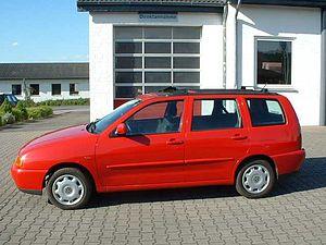 Volkswagen Polo Variant 60
