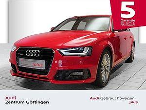Audi A4 Avant 1,8 TFSI quattro 6-Gang S line Klima