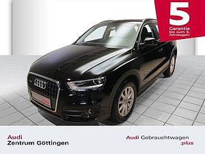 Audi Q3 2,0 TDI quattro 6-Gang Klima Xenon Navi