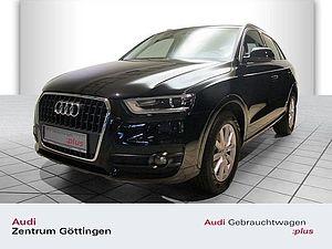 Audi Q3 2,0 TDI DPF 6-Gang Klima Xenon Navi Leder