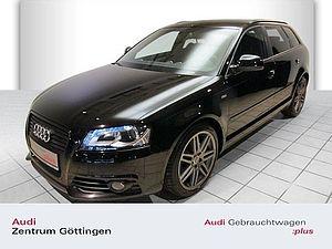 Audi A3 Sportback 2,0 TDI 6-Gang S line Klima Xenon