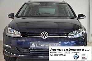 Volkswagen Golf VII Variant 1,6 TDI BMT Lounge Klima Xenon