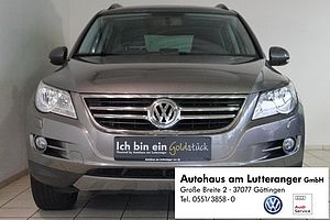 Volkswagen Tiguan 1,4 TSI Track & Field 4Motion Klima