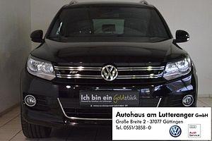 Volkswagen Tiguan 2,0 TDI Sport & Style 4Motion Klima Navi