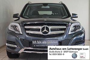 Mercedes-Benz GLK Klasse GLK 200 CDI BlueEfficiency Klima