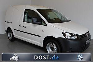 Volkswagen Caddy Kasten, 1,6 TDI, 5-Gang Klima Fenster el.