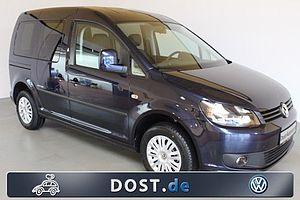Volkswagen Caddy Trendline 5-Sitzer Soccer 1,2 l TSI 63 kW